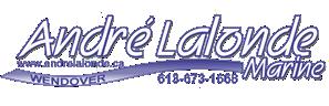 André Lalonde Marine - Logo